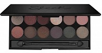 Палетка теней для век, 12 тонов / Goodnight Sweetheart Eyeshadow Palette I-Divine 119 г, SLEEK MakeUP
