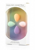 Набор Beautyblender micro.mini correct.four, BEAUTYBLENDER