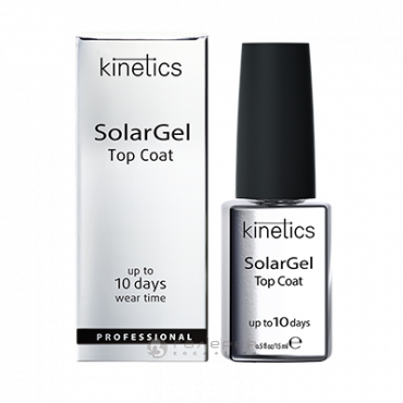 Покрытие верхнее / SolarGel Top Coat, KINETICS