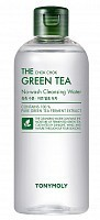 Вода очищающая / The Chok Chok Green Tea Cleansing Water 300 мл, TONY MOLY