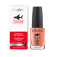 Уход для сильно поврежденных ногтей Акула / K-Nano Shark Nail Treatment 15 мл, KINETICS