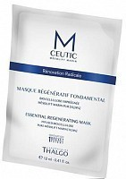 Маска интенсивная восстанавливающая для лица / Essential Regenerating Mask in individual sachet 12 г, THALGO