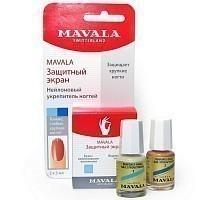 Экран защитный для ногтей, на блистере / Nail Shield 2*5 мл, MAVALA