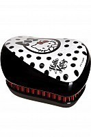 Расческа для волос / Compact Styler Hello Kitty Blac, TANGLE TEEZER
