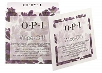 Салфетки безворсовые / Nail Lacquer Wipes 10 шт, OPI