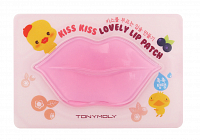 Маска для губ / Kiss Kiss Lovely Lip Patch 10 г, TONY MOLY