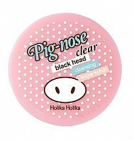 "Скраб очищающий сахарный ""Пиг-ноуз"" / Pig-nose Clear Black Head Cleansing Sugar Scrub 30мл, HOLIKA HOLIKA"