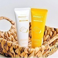 EVAS Шампунь для волос Манго / Pedison Institute-Beaute Mango Rich Protein Hair Shampoo 100 мл, фото 3