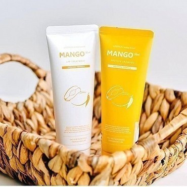 EVAS Шампунь для волос Манго / Pedison Institute-Beaute Mango Rich Protein Hair Shampoo 100 мл