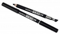 Карандаш с аппликатором для век 09 / Multiplay Eye Pencil, PUPA