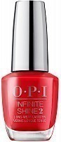 Лак для ногтей / Red Heads Ahead Infinity Shine 15 мл, OPI