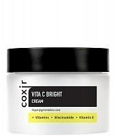 Крем с витамином С выравнивающий тон кожи 50 мл, COXIR