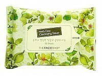 Салфетки очищающие / Herb Day Cleansing Tissue 20 шт, THE FACE SHOP