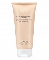 Скраб очищающий для всех типов кожи / GENTLE SCRUB CLEANSER 200 мл, GA-DE