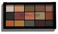 Палетка теней для век / RE-LOADED PALETTE Iconic Division, MAKEUP REVOLUTION