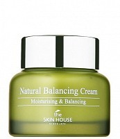 Крем балансирующий / Natural Balancing 50 мл, THE SKIN HOUSE
