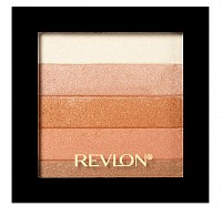 Палетка хайлайтеров для лица 030 / Highlighting Palette Bronze glow, REVLON