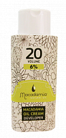 Окислитель 6% / Cream Color 150 мл, MACADAMIA NATURAL OIL