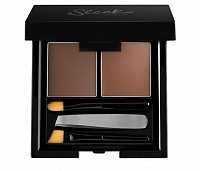 Набор для бровей Medium 821 / BROW KIT, SLEEK MakeUP