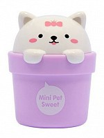 Крем для рук / Lovely Meex Mini Pet Perfume Hand Cream 04 Fruity Floral 30 г, THE FACE SHOP