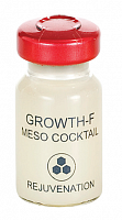 Мезо-коктейль регенирирующий и восстанавливающий / Growth-F Meso-cocktail 8 мл, HIKARI LABORATORIES