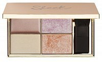 Палетка хайлайтеров / Palette Solstice HIGHLIGHTING, SLEEK MakeUP