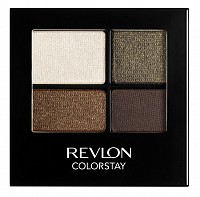 Тени четырехцветные для век 515 / Colorstay Eye 16 Hour Eye Shadow Quad Adventurous, REVLON