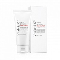 Крем- пенка Daily-C / Balancing Foam Cleanser 120 мл, VITABRID C12