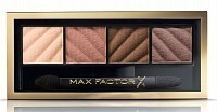 Тени для век и пудра для бровей 10 / Smokey Eye Matte Drama Kit alluring nude, MAX FACTOR