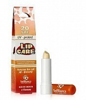 Помада гигиеническая SPF 20 / Lip Care UV-protect, SOLBIANCA