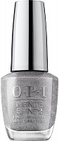 Лак для ногтей / Silver On Ice Infinite Shine 15 мл, OPI