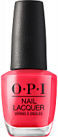 Лак для ногтей / OPI on Collins Ave. SOUTH BEACH 15 мл, OPI