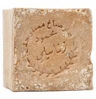 Мыло алеппское премиум оливково-лавровое Традиционное 200 г, ZEITUN