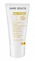 Крем DD SPF 20, бронзовый / DD Cream dark 30 мл, SANS SOUCIS