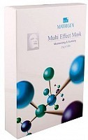 Маска для лица Мульти эффект / Multi Effect Mask Moisturizing & Soothing 10 шт, MATRIGEN