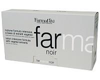 Лосьон специальный против выпадения волос, для мужчин / Noir Lotion 12*8 мл, FARMAVITA