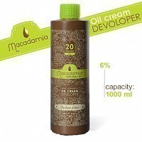 Окислитель 6% / Developer MACADAMIA COLORS 1000 мл, MACADAMIA Natural Oil