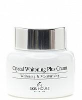 Крем для выравнивания тона лица / Crystal Whitening 50 мл, THE SKIN HOUSE